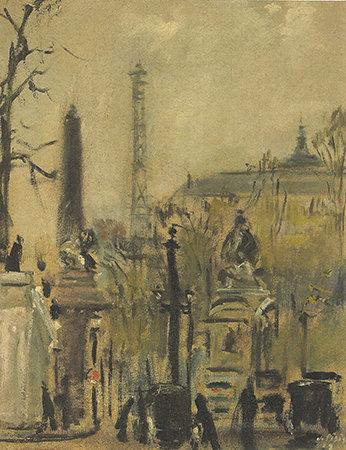 Filippo De Pisis 1929 Oil on canvas  65.5 x 50.5 cm 1