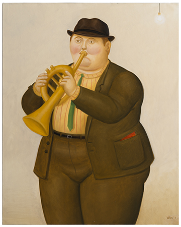 Fernando Botero 2016
