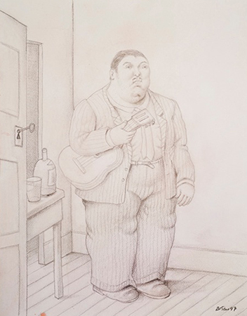 Fernando Botero 1997