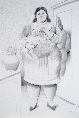 Fernando Botero 2011